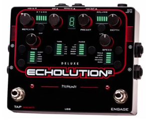 Echolution Delay from Pigtronix