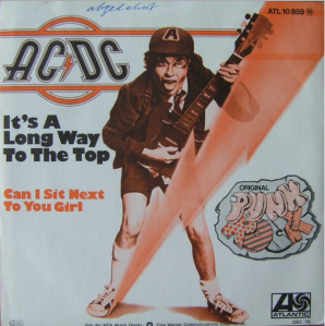 Ac/Dc It's a Long Way to the Top